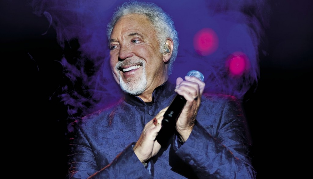 TOM JONES – Uppsala