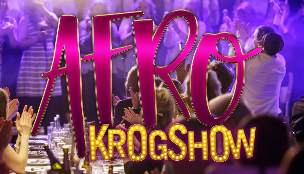 The Choir Afro – Krogshow – UPPSALA