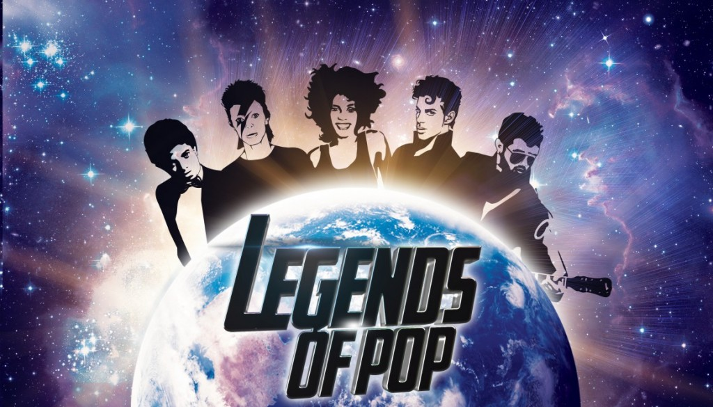 Legends of Pop – JULSHOW – UPPSALA