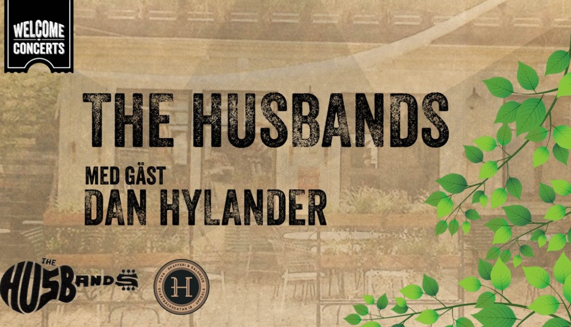 The Husbands med gäst Dan Hylander